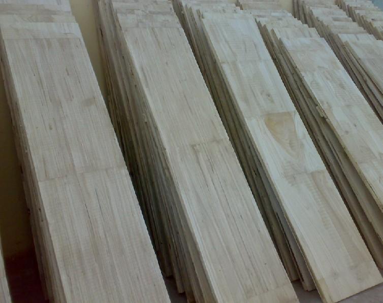 桐木集成材填芯料