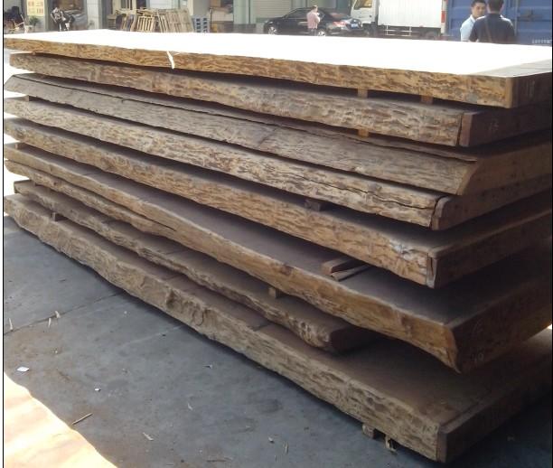缅甸花梨原木大板